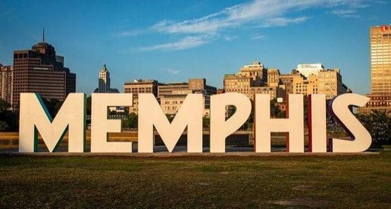 Memphis TN Welcome