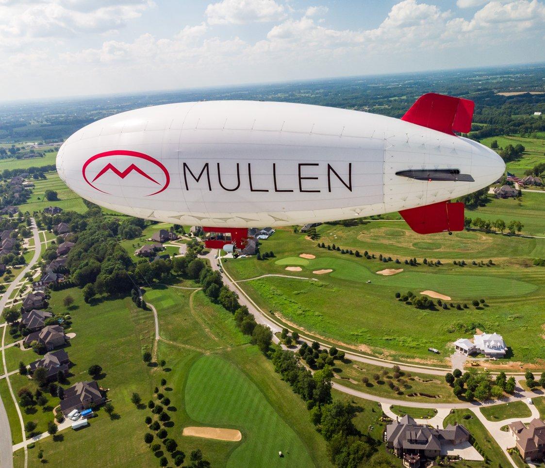 Mullen Airship